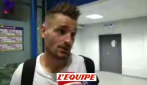 Debuchy «On a de la réussite» - Foot - L1 - ASSE