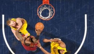 Dunk of the Night: LeBron James