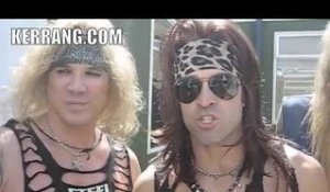 Kerrang! Podcast: Steel Panther Download 2009