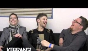 Kerrang! Download Podcast: Madina Lake