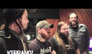 Kerrang! Podcast: Cancer Bats