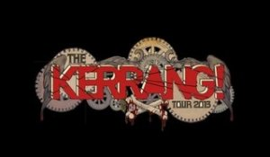The Kerrang! Tour 2013 Podcast: Cardiff