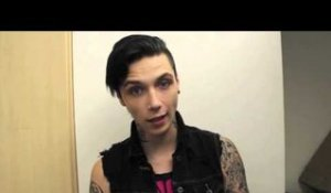 Black Veil Brides Take Over Kerrang!
