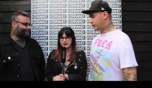 Kerrang! Sonisphere 2014 Podcast: Gallows