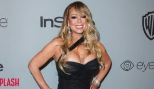 Mariah Carey is thankful for her fan's support