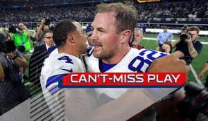 Can't-Miss Play: Dak's first TD pass to Witten