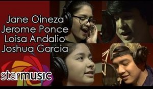 Jerome Ponce, Loisa Andalio, Joshua Garcia, & Jane Oineza - Walang Iba (Official Lyric Video)