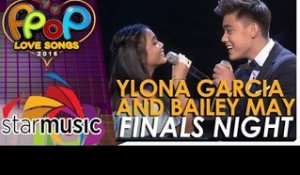 Ylona Garcia and Bailey May - Himig Handog P-Pop Love Songs 2016 Finals Night