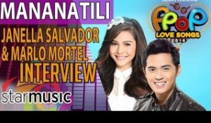 Mananatili - Janella Salvador and Marlo Mortel (Artist Interview)