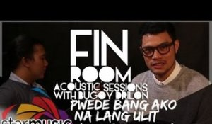 "Bugoy Drilon - Pwede Bang Ako Na Lang Ulit ""Reggae Version"" (Fin Room Acoustic Sessions)"