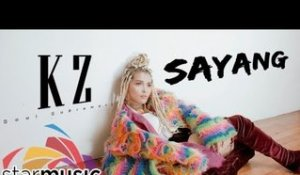 KZ Tandingan - Sayang (Official Lyric Video)