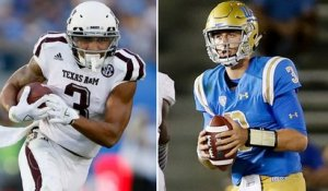Christian Kirk on Josh Rosen: 'We've had a connection since high school'