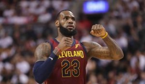 NBA [Focus] LeBron James dévore les Raptors !