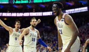 NBA - Embiid et LeBron James dominent un Top 10 phénoménal