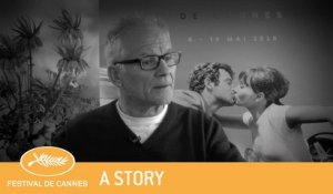 T.FREMAUX : INTERVIEW PART.1 - CANNES 2018 - A STORY - CANNES 2018