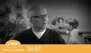T.FREMAUX : INTERVIEW PART.1 -CANNES 2018 - SUJET - VF