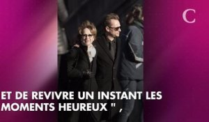 PHOTO. Nostalgie ! Nathalie Baye poste une tendre photo de Johnny Hallyday
