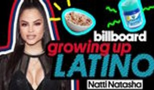 Natti Natasha Talks Household Cures, Favorite Foods & More | Growing Up Latino