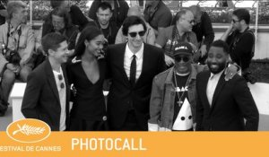 BLACKKKLANSMAN - CANNES 2018 - PHOTOCALL - VF