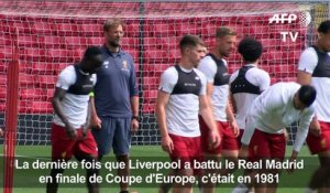 Ligue des champions: J-4 avant la finale Real Madrid/Liverpool