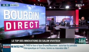 La chronique d'Anthony Morel : Le Top des innovations du salon VivaTech - 25/05