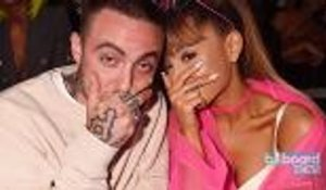 Ariana Grande Claps Back at Twitter User About Mac Miller Split | Billboard News