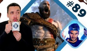GOD OF WAR explose les records ! | PAUSE CAFAY #89