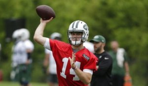 Tony Richardson: It's not fair to compare Sam Darnold to Mark Sanchez