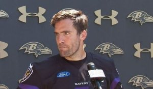 Flacco speaks out for the first time on Ravens drafting Lamar Jackson