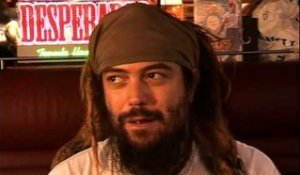 Soulfly 2008 interview - Max Cavalera (part 3)