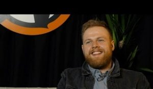 Tom Walker interview @Eurosonic