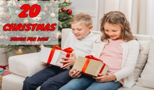 VA - Top 20 Popular Christmas Songs for Kids