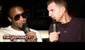 D'Banj talks business - Westwood