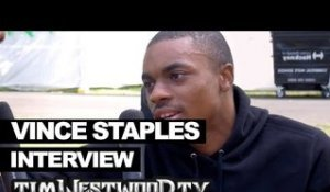 Vince Staples on the kIllings in America - Westwood