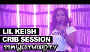 Lil Keish freestyle - Westwood Crib Session