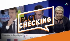 Le Fact Checking - C à Vous - 01/06/2018