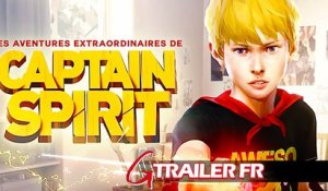 Life is Strange - Captain Spirit : Trailer E3 2018