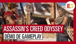 Assassin's Creed Odyssey - Démo de Gameplay E3 2018 (VOSTFR)