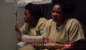 ORANGE IS THE NEW BLACK HOMMAGE À JOHNNY HALLYDAY I Netflix