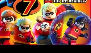 LEGO The Incredibles Walkthrough Part 7 (PS4, Switch, XB1) No Commentary Co-op