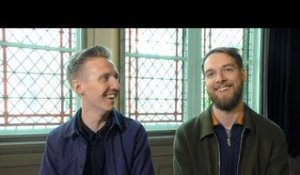 Honne interview - James Hatcher & Andy Clutterbuck (part 1)
