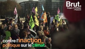 "Mouvement ""Extinction Rebellion"" : la désobéissance civile s'organise à Londres"
