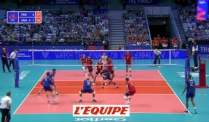 Le résumé vidéo de France-USA - Volley - Ligue des Nations
