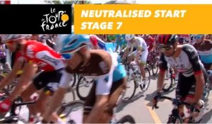Near live - Étape 7 / Stage 7 - Tour de France 2018