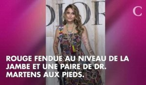 PHOTOS. Transformation physique : Paris Jackson n'a plus aucun tatouage !