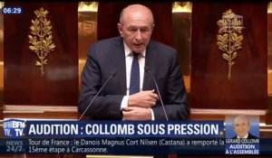 Affaire Benalla: Gérard Collomb auditionné ce lundi à l'Assemblée nationale