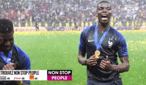 Paul Pogba : son clin d'œil plein d'humour au match France-Belgique sur Instagram