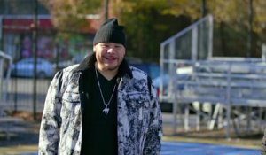 Fat Joe Brings Smoothini to Rucker Park