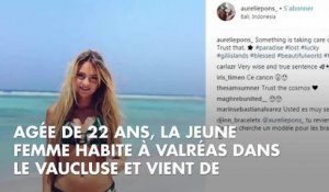PHOTOS. Miss France 2019 : qui est Aurélie Pons, Miss Provence ?