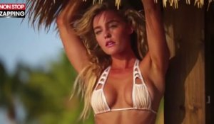 Georgia Gibbs ultra sexy pour Sports Illustrated : Swimsuit Issue (vidéo)